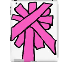 Put a bow on it - pink iPad Case/Skin