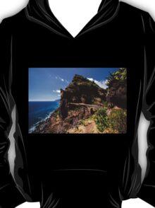 Paradise Cliff - Nature Photography T-Shirt