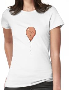 John Watson Balloon Womens Fitted T-Shirt