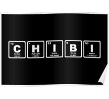 Chibi - Periodic Table Poster