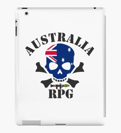 rpg australia iPad Case/Skin