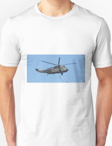 Royal Navy Helicopter. T-Shirt