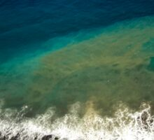 Ocean's Breeze - Nature Photography Sticker