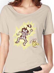 Pik-a-CHOO Women's Relaxed Fit T-Shirt