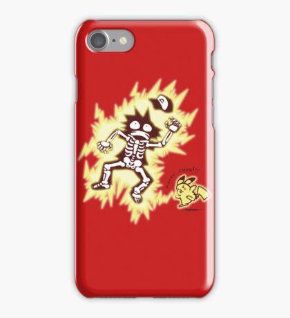 Pik-a-CHOO iPhone Case/Skin