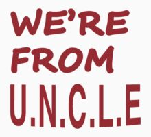 We're from Uncle by ThisIsFootball