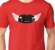 Winged Gameboy Advance Unisex T-Shirt