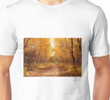 Autumn on the Harte Trail Unisex T-Shirt