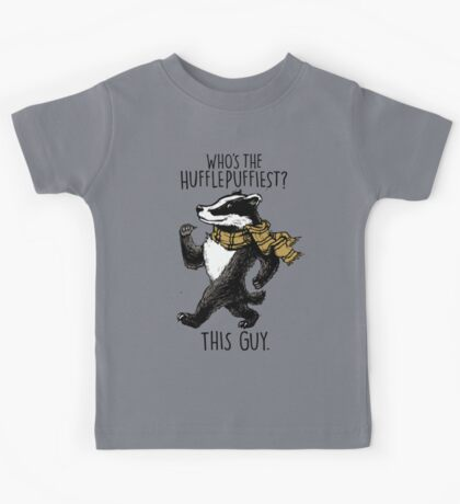 The Hufflepuffiest Kids Tee