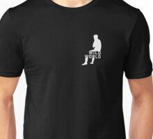 Wild World (White) Unisex T-Shirt