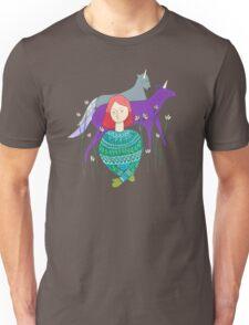 Dog Unicorns Unisex T-Shirt