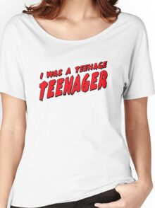 Teenage Terror Women's Relaxed Fit T-Shirt