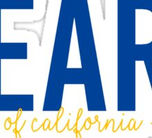 University of California Berkeley - Bears Sticker