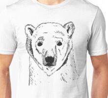 Bare Polar Bear Unisex T-Shirt