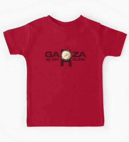 Garza Is My Guide Kids Tee