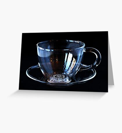 Rainbow Cup Greeting Card