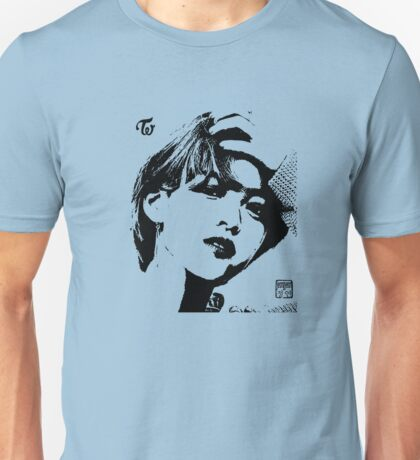 twice jeongyeon - threshold Unisex T-Shirt