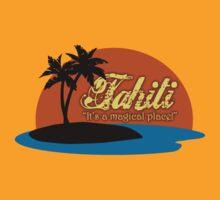 Tahiti by mikeonmic