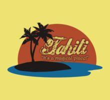 Tahiti One Piece - Short Sleeve