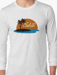 Tahiti Long Sleeve T-Shirt