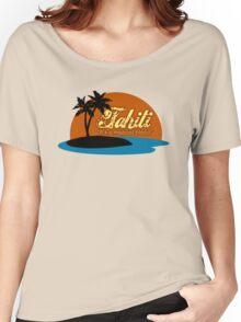 Tahiti Women's Relaxed Fit T-Shirt