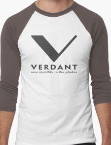 Verdant Men's Baseball ¾ T-Shirt