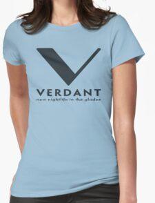 Verdant Womens Fitted T-Shirt