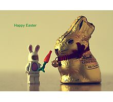 Happy Easter! Photographic Print