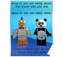 Some of you are really smart..... Poster