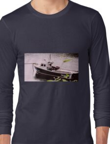 On the Water Long Sleeve T-Shirt