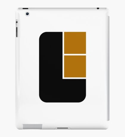 Lunar Industries iPad Case/Skin
