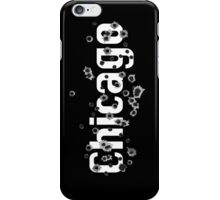 Chicago Mafia History Boss Gunshots  iPhone Case/Skin