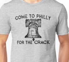 Philly Crack Unisex T-Shirt