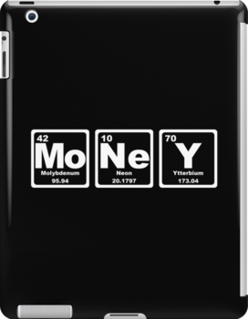 Money - Periodic Table by graphix