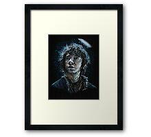 Bilbo Baggins Framed Print