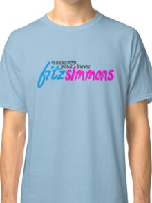 Fitz Simmons (black) Classic T-Shirt
