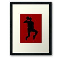 '88 Jordan Framed Print