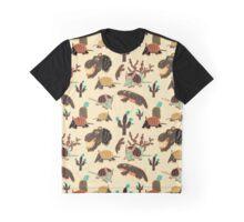 Desert Creatures Graphic T-Shirt