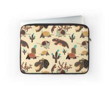 Desert Creatures Housse de laptop