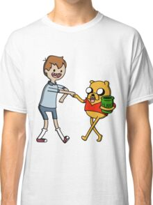 Finnie the Pooh Classic T-Shirt