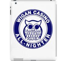 Wigan Casino iPad Case/Skin