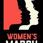 « Official women's  march on washington  » par zilamac
