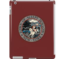 Town of Sleepy Hollow iPad Case/Skin