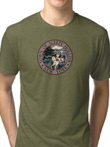 Town of Sleepy Hollow Tri-blend T-Shirt