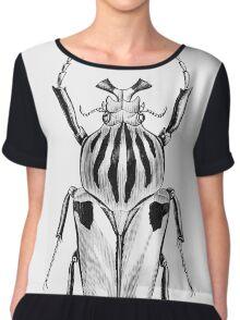 Bug 003 Chiffon Top