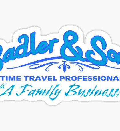 Sadler & Sons Sticker
