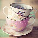 My three cups by Caroline Mint