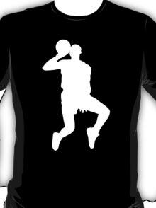 '88 Jordan in White T-Shirt