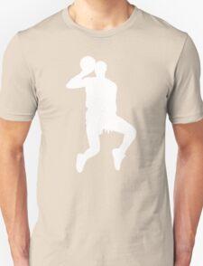 '88 Jordan in White Unisex T-Shirt