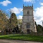 Saint Michaels Church. by John (Mike)  Dobson